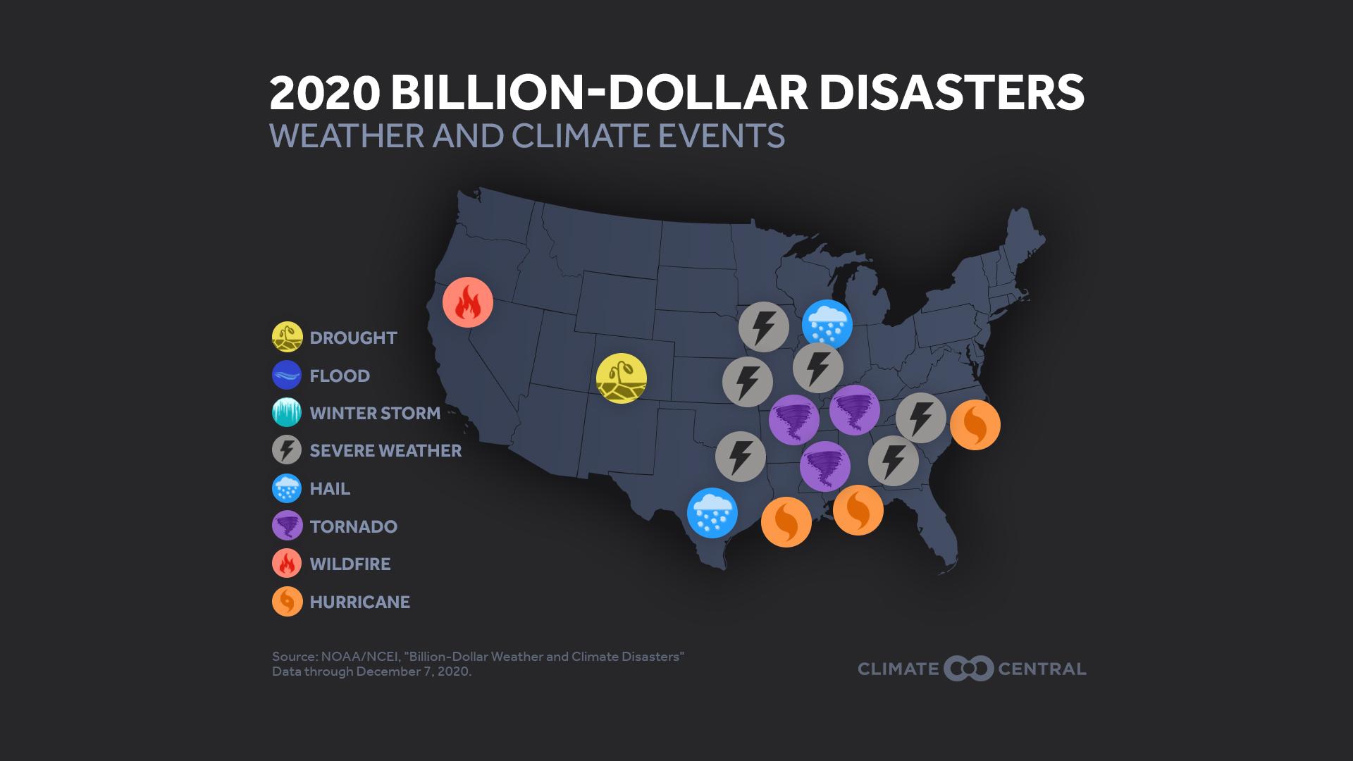 Workshop: Billion Dollar Disasters & Climate Change