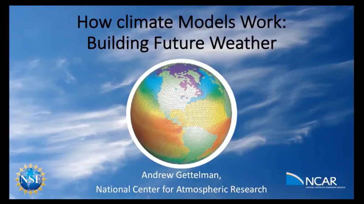 Inside Climate Models